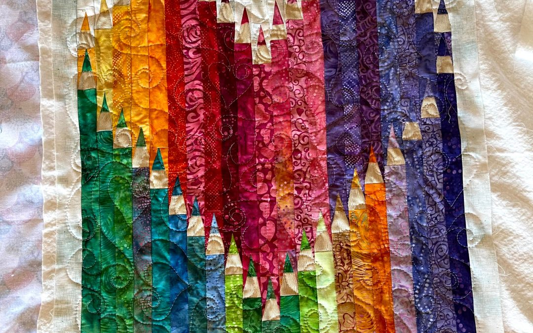All of Beths' quilts